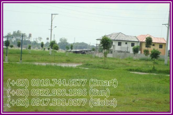 Lots Only For Sale in Clark Manor, Mabalacat Pampanga